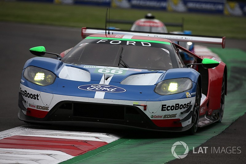 Ford Chip Ganassi Racing returns to Fuji