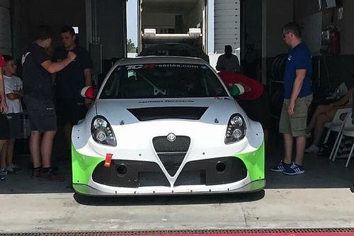 V-Action sceglie Giacomo Altoè per la sua seconda Alfa Romeo