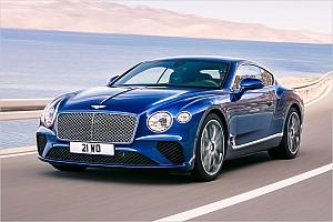 Automotive News Bentley enthüllt neuen Continental GT für 2018
