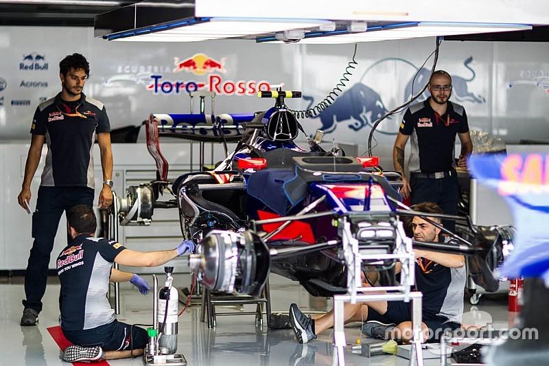 Hivatalos: Honda-motorra vált a Toro Rosso!