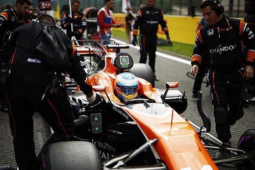 Alonso aura le moteur 3.7 et une pénalité sur la grille