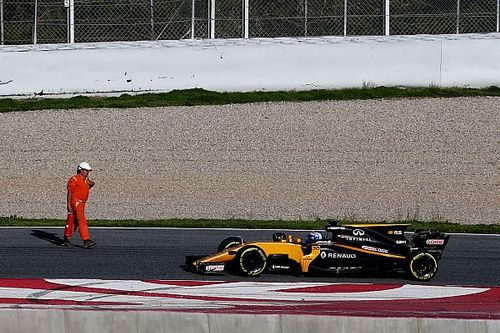 """Renault says testing has """"magnified"""" ERS issue"""