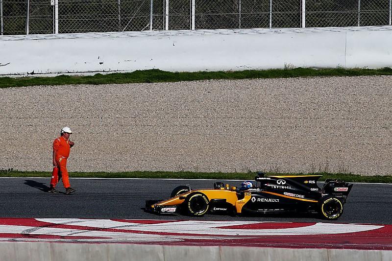 "【F1】ルノー「ERSのトラブルは、ここに来て""拡大""した」"