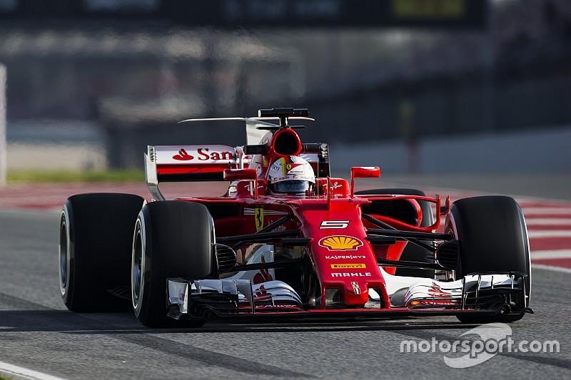 Vettel nyerte a hetedik tesztnapot Hamilton előtt: bajbana McLaren