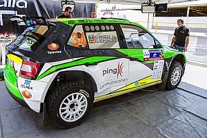 WRC Preview Benito Guerra al Rally di Germania con il team Motorsport Italia