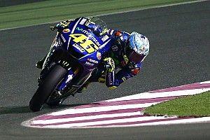 Rossi s'est enfin autorisé à chercher la limite