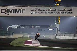 Ada sesi tambahan jika hujan di MotoGP Qatar