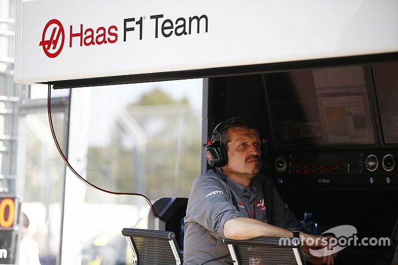 A Haas bosszús és nem kicsit