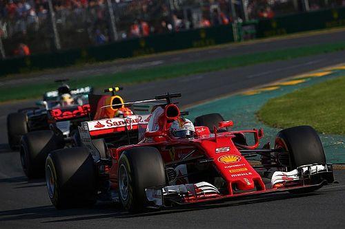 Vettel insists Mercedes remains F1 favourite
