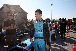 Carrara debuta en la F3 en Austria
