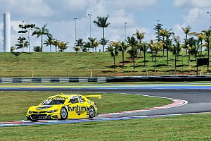 Stock Car Brasil Qualifying report Stock Car Brazil: Championship leader Serra is pole in Goiânia