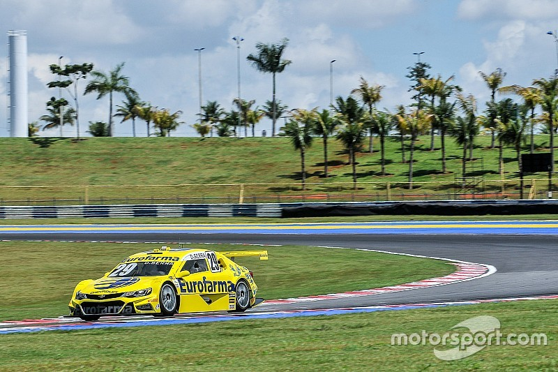 Stock Car Brazil: Championship leader Serra is pole in Goiânia