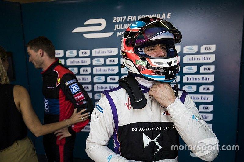 Lopez waiting on post-practice Monaco clearance