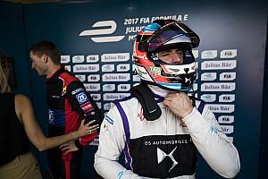 Formula E Noticias de última hora López disputará la 1° práctica y luego será evaluado