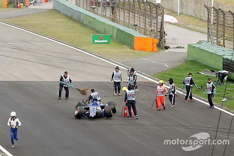 Giovinazzi start dari paling belakang usai ganti gearbox