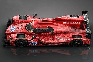 Rebellion confirms two-car LMP2 effort for 2017 WEC