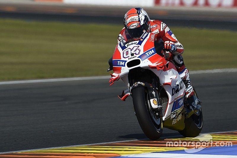 Ducati won't know its true level until Jerez – Dovizioso