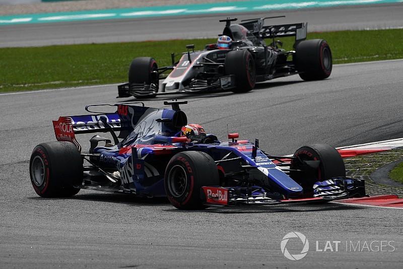 F1デビュー戦14位のガスリー「SFのタイトルは今年しか挑戦できない」
