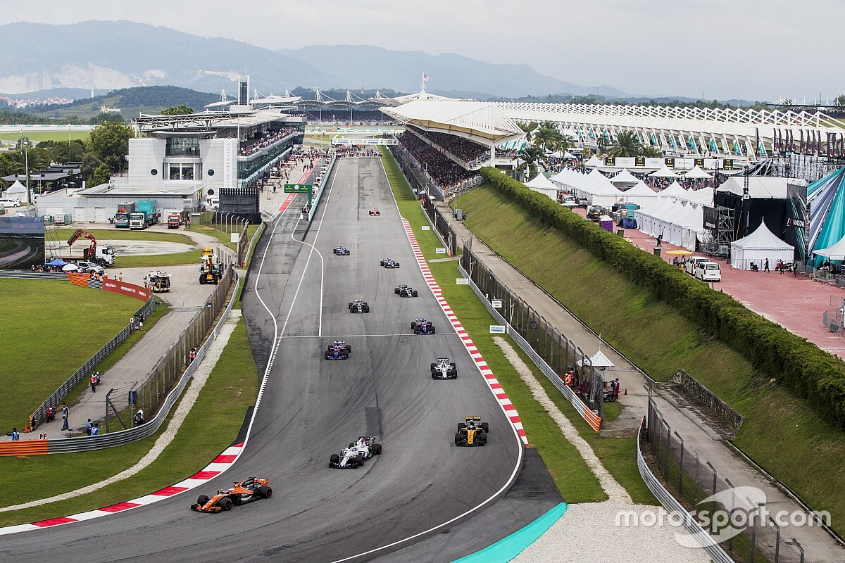 Maleisië en Sepang staan open voor terugkeer op F1-kalender