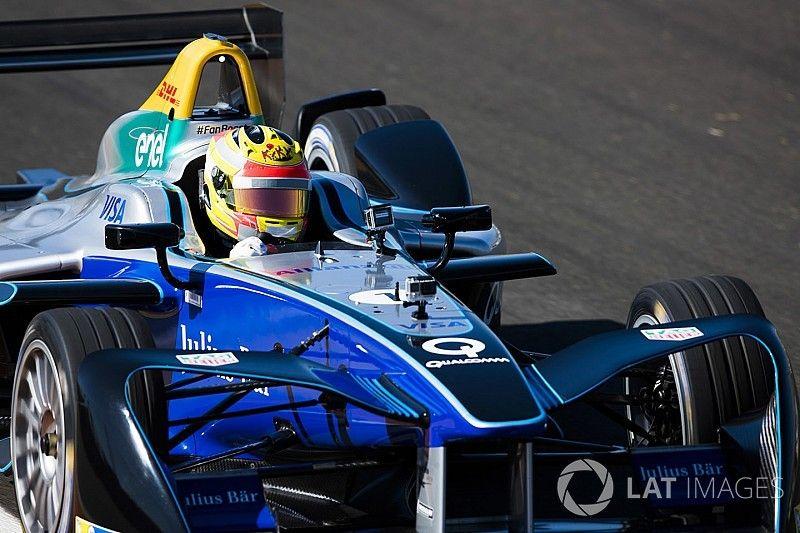 Haryanto ha completato il primo test in Formula E