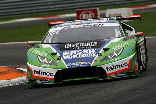 Lamborghini World Final: Postiglione claims last-gap Europe pole
