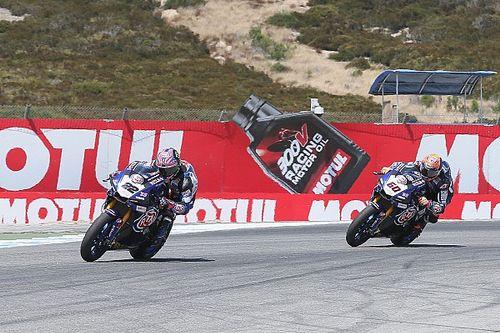 Pour Yamaha, l'un des pires week-ends de la saison