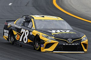 NASCAR Cup Practice report Truex tops second practice session in New Hampshire