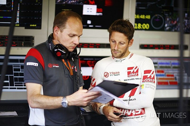 """Grosjean: """"I need to be better"""" at managing brake problems"""