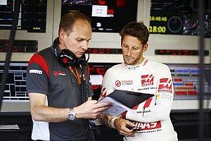 """【F1】グロージャン「ブレーキの問題には、""""対処""""するしかない」"""