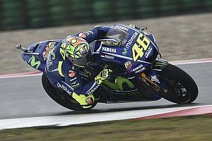 MotoGP in Assen: Neues Material ein Fortschritt für Valentino Rossi