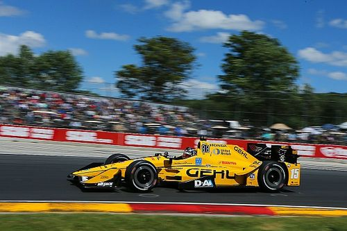 Graham Rahal on why his season has been both brilliant and brutal