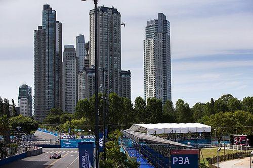 Формула Е добралась до Аргентины