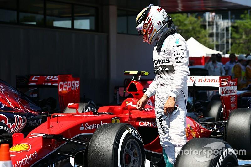 Мнение: переход Хэмилтона в Ferrari нужен всем, кроме самой Скудерии