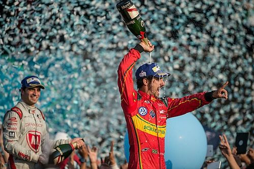 Di Grassi stripped of Mexico Formula E win