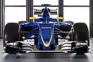 Sauber представила машину 2016 года