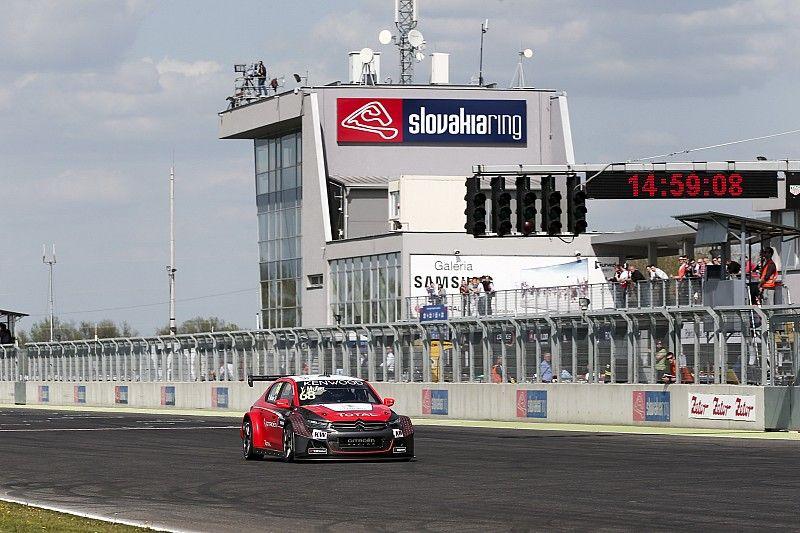 Bestätigt: Slovakiaring ersetzt Termas im WTCR