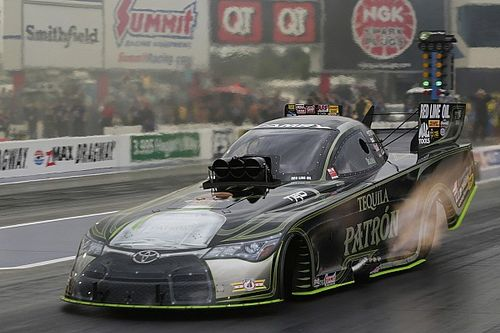 Dejoria, Torrence, Anderson and Krawiec take top qualifying positions at Four-Wide Nationals