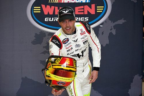 NASCAR Euro Series: 'Catching up with Anthony Kumpen'