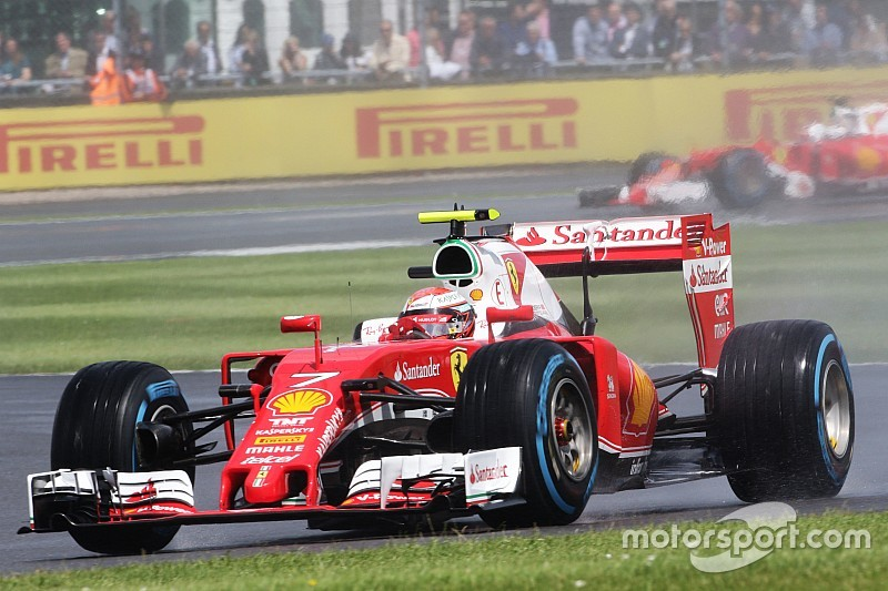 Raikkonen thinks Ferrari slump a one-off