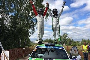 Estonia ERC: Sirmacis inherits victory after late crash for Lukyanuk