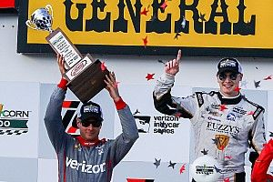 """Power says Newgarden was """"obvious"""" choice for Penske"""
