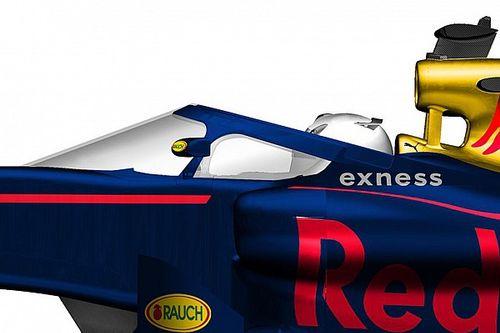 Per la FIA l'Halo Red Bull non sarà pronto prima del 2018