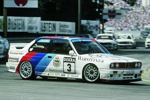 DTM-Legenden: BMW M3