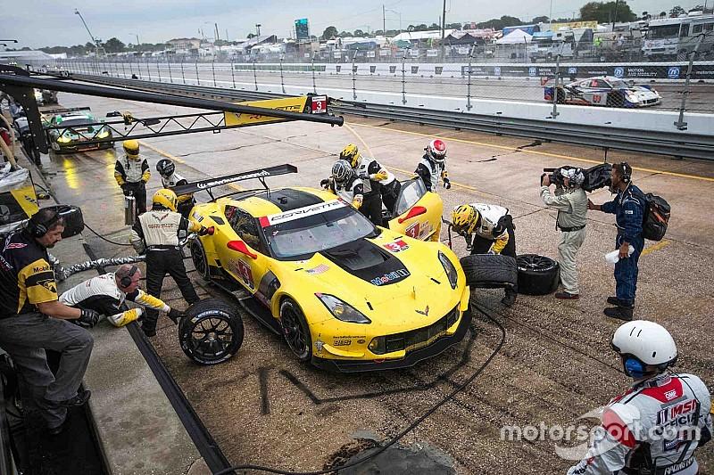 Jan Magnussen: Sebring shunt offset by Kevin's F1 return