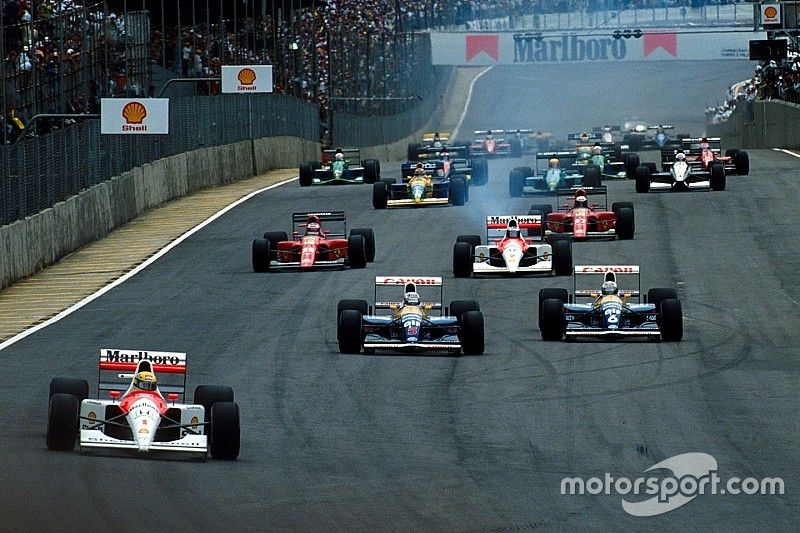 Senna/Prost era would be considered boring today - Alonso