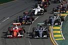 2017年F1レギュレーション変更、出席者不足で投票は延期