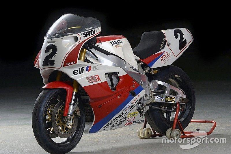 In vendita la Yamaha OW01 di Fabrizio Pirovano