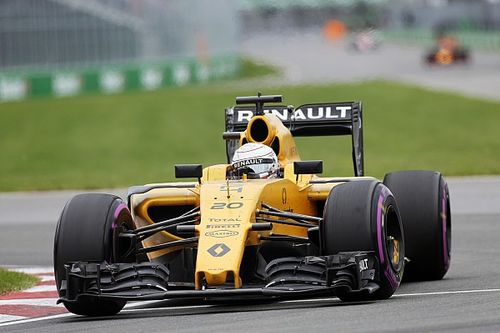 Renault not facing chassis shortage despite crashes