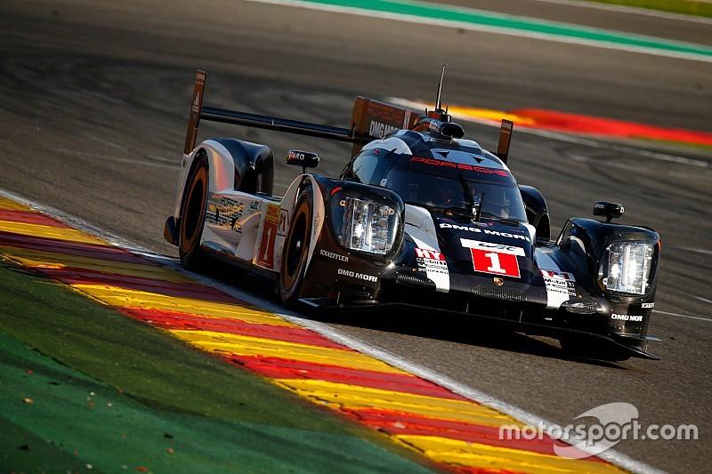 La Porsche n°1 va aborder le Mans en 14e place du championnat