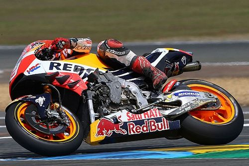 Marquez: No regrets over risk-taking that led to crash